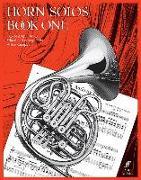 Cover-Bild zu Campbell, Arthur (Hrsg.): Horn Solos Book 1