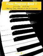 Cover-Bild zu Harewood, Marion (Hrsg.): Piano Progress Book 1