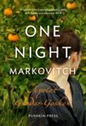 Cover-Bild zu Gundar-Goshen, Ayelet: ONE NIGHT, MARKOVITCH (eBook)