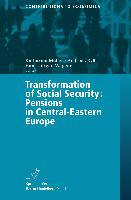 Cover-Bild zu Müller, Katharina (Hrsg.): Transformation of Social Security