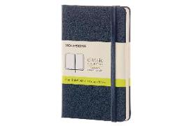 Cover-Bild zu Moleskine: Moleskine Sapphire Blue Pocket Plain Notbook