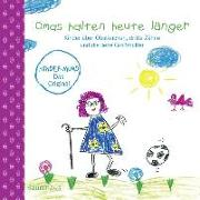 Cover-Bild zu von Eichborn, Vito (Hrsg.): Omas halten heute länger
