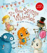 Cover-Bild zu Amft, Diana: Die kleine Spinne Widerlich - Der große Sammelband