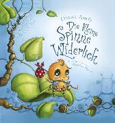 Cover-Bild zu Amft, Diana: Die kleine Spinne Widerlich (Mini-Ausgabe)