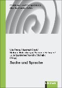Cover-Bild zu Giest, Hartmut (Hrsg.): Sache und Sprache (eBook)