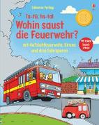 Cover-Bild zu Taplin, Sam: Ta-tü, ta-ta! Wohin saust die Feuerwehr?