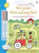 Cover-Bild zu Taplin, Sam: Mein großes Wisch-und-weg-Buch