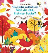 Cover-Bild zu Taplin, Sam: Mein buntes Gucklochbuch: Bist du das, kleiner Fuchs?