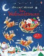Cover-Bild zu Taplin, Sam: Mein erstes Stickerbuch: Der Weihnachtsmann