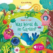 Cover-Bild zu Taplin, Sam: Klänge der Natur: Was hörst du im Garten?