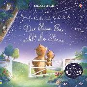 Cover-Bild zu Taplin, Sam: Mein leuchtendes Gute-Nacht-Buch: Der kleine Bär zählt die Sterne