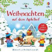 Cover-Bild zu Amery, Heather: Nina und Jan: Weihnachten auf dem Apfelhof