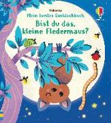 Cover-Bild zu Taplin, Sam: Mein buntes Gucklochbuch: Bist du das, kleine Fledermaus?