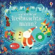 Cover-Bild zu Taplin, Sam: Was hörst du beim Weihnachtsmann?
