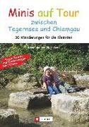 Cover-Bild zu Lurz, Dominique Und Martin: Minis auf Tour zwischen Tegernsee und Chiemgau