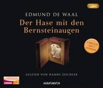 Cover-Bild zu Der Hase mit den Bernsteinaugen (MP3-CD)