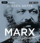 Cover-Bild zu Marx. Der Unvollendete