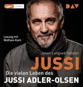 Cover-Bild zu Jussi. Die vielen Leben des Jussi Adler-Olsen