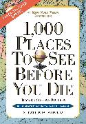 Cover-Bild zu 1,000 Places to See Before You Die von Schultz, Patricia