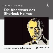 Cover-Bild zu Die Abenteuer des Sherlock Holmes (Audio Download) von Doyle, Arthur Conan