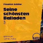 Cover-Bild zu Seine schönsten Balladen 3 (Audio Download) von Schiller, Friedrich