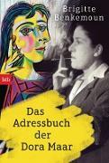 Cover-Bild zu Das Adressbuch der Dora Maar (eBook) von Benkemoun, Brigitte