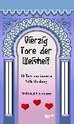 Cover-Bild zu Ehrmann, Wilfried: Vierzig Tore der Weisheit (eBook)