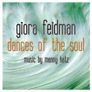 Cover-Bild zu Feidman, Giora Ensemble (Komponist): Dances of the Soul