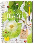 Cover-Bild zu Daphne's Diary - Taschenkalender 2021