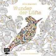 Cover-Bild zu Millie Marotta's Wunder der Lüfte - Die schönsten Ausmalabenteuer