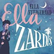 Cover-Bild zu Ella At Zardi's (Live 1956)
