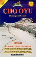 Cover-Bild zu Cho Oyu (Himalaya) Trekkingkarte 1 : 50 000