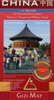 Cover-Bild zu China Geographical Map 1 : 4 750 000. 1:4'750'000