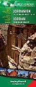 Cover-Bild zu Jordanien - Das haschemitische Königreich, Welt Kompakt Serie. 1:800'000