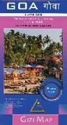 Cover-Bild zu Goa Road Map 1:175 000. 1:175'000
