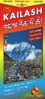 Cover-Bild zu Kailash Trekking Map. 1:50'000