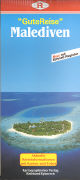 Cover-Bild zu Malediven 1 : 300 000 / 1 : 400 000. GuteReise