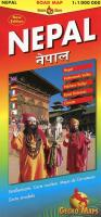 Cover-Bild zu Nepal Road Map