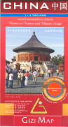 Cover-Bild zu China South (1) Geographical Map 1 : 2 000 000. 1:2'000'000