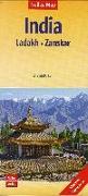 Cover-Bild zu Nelles Map India: Ladakh - Zanskar 1 : 350 000