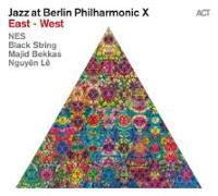 Cover-Bild zu Jazz At Berlin Philharmonic X East West