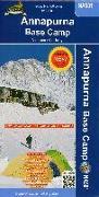 Cover-Bild zu Annapurna Base Camp 1 : 50 000. 1:50'000