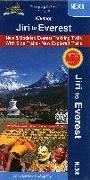 Cover-Bild zu Jiri to Everest (Khumbu) 1 : 100 000