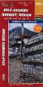Cover-Bild zu Solo-Khumbu - (Everest) Region 1:100 000 NP103. 1:100'000
