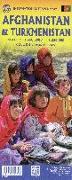 Cover-Bild zu Afghanistan & Turkmenistan 1:1 650 000. 1:1'650'000