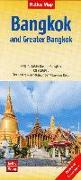 Cover-Bild zu Nelles Map Bangkok and Greater Bangkok