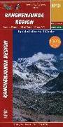 Cover-Bild zu Kanchenjunga 1:100 000 NP101. 1:100'000