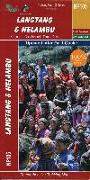 Cover-Bild zu Langtang & Helambu 1:125 000 NP105. 1:125'000