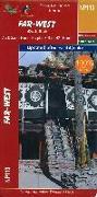 Cover-Bild zu Far-West 1:150 000 NP110. 1:150'000