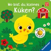 Cover-Bild zu Tünner, Klara: Wo bist du, kleines Küken?